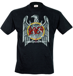 Slayer - Silver Eagle (T-SHIRT Uomo )