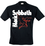 Black Sabbath - Creature (T-SHIRT Uomo )