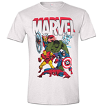 Marvel - Superheroes (T-SHIRT Uomo )