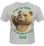 Ted - Thunder (T-SHIRT Uomo )
