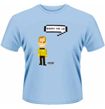 Star Trek - Kirk Talking Trexel (T-SHIRT Uomo )