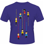 Star Trek - Guess The Trexel (T-SHIRT Uomo )