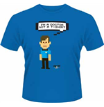 Star Trek - Bones Talking Trexel (T-SHIRT Uomo )