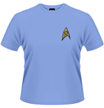 Star Trek - Sciences (T-SHIRT Uomo )