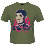 Star Trek - Sulu Space (T-SHIRT Uomo )