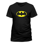 Batman - Logo (T-SHIRT Uomo )