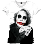 T-shirt Batman - Dark Knight - Joker Poker