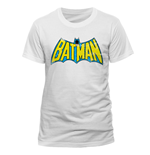 Batman - Retro Logo (T-SHIRT Uomo )