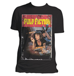 Pulp Fiction - Smoking Stance (T-SHIRT Uomo )