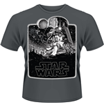 Star Wars - A New Hope (T-SHIRT Uomo )