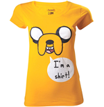 Adventure Time - I'M A Shirt (T-SHIRT Donna )