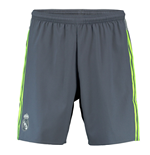 Pantaloncini Short Real Madrid 2015-2016 Away (Grigio)