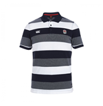 Polo Inghilterra rugby 2015-2016 Stripe Pique