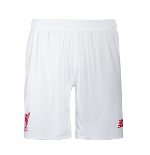 Pantaloncini Liverpool FC 2015-2016 Away (Bianco)