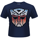 Transformers - Autobot Shield (T-SHIRT Uomo )