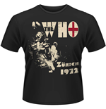 Who (THE) - Zurich 72 (T-SHIRT Uomo )