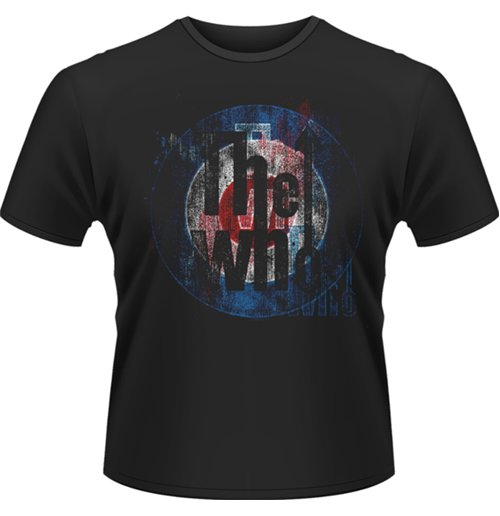 Who (THE) - Textured Target (T-SHIRT Uomo )