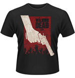 Walking Dead - Revolver (T-SHIRT Uomo )