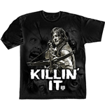 T-shirt Walking Dead - KILLIN' It
