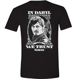 Walking Dead - In Daryl We Trust (T-SHIRT Uomo )