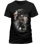 Hobbit (THE) - Battle Of Five Armies - Bard The Bowman (T-SHIRT Uomo )