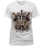 Hobbit (THE) - Battle Of The Five Armies White (T-SHIRT Uomo )