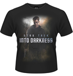Star Trek Into Darkness - Kirk Poster (T-SHIRT Uomo )