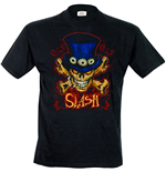 Slash - Crossbones (T-SHIRT Uomo )
