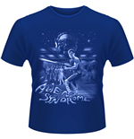 Sega - Alien Syndrome (T-SHIRT Uomo )