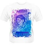 Sega - Alex Kidd Cover (T-SHIRT Uomo )
