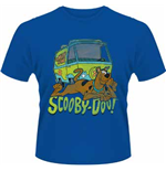 Scooby Doo - Mystery Machine (T-SHIRT Uomo )