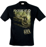 Machine Head - Scratch Diamond Cover (T-SHIRT Uomo )