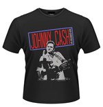 Johnny Cash - San Quentin 69 (T-SHIRT Uomo )