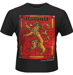 Game Of Thrones - House Lannister (T-SHIRT Uomo )