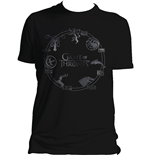 Game Of Thrones - Round Sigil (T-SHIRT Uomo )