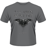 Game Of Thrones - All Men Must Die (T-SHIRT Uomo )