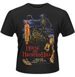 House On Haunted Hill (T-SHIRT Uomo )