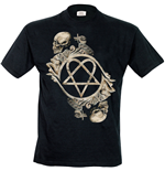 Him - Bone Sculpture (T-SHIRT Uomo )