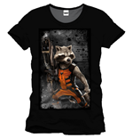 Guardians Of The Galaxy - Rocket  (T-SHIRT Uomo )