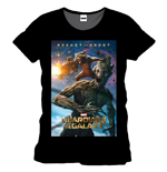 Guardians Of The Galaxy - Rocket And Groot (T-SHIRT Uomo )