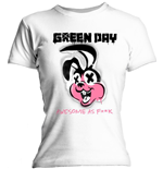 Green Day - Road Kill (T-SHIRT Donna )