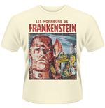 Horror Of Frankenstein (T-SHIRT Uomo )