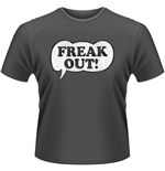 Frank Zappa - Freak Out (LOGO) (T-SHIRT Uomo )