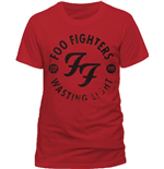 Foo Fighters - Wasting Light (T-SHIRT Uomo )