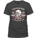 Foo Fighters - Matter Of Time (T-SHIRT Uomo )