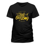 Fall Out Boy - Bomb (T-SHIRT Uomo )