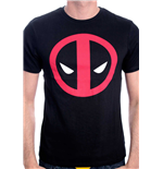 Deadpool - Logo (T-SHIRT Uomo )