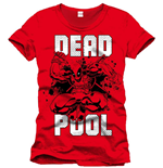 Deadpool - Deadpool (T-SHIRT Uomo )