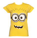 Cattivissimo Me 2 - Dave Goggle Eyes (T-SHIRT Donna )