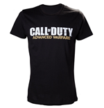 Call Of Duty - Advanced Warfare Logo (T-SHIRT Uomo )